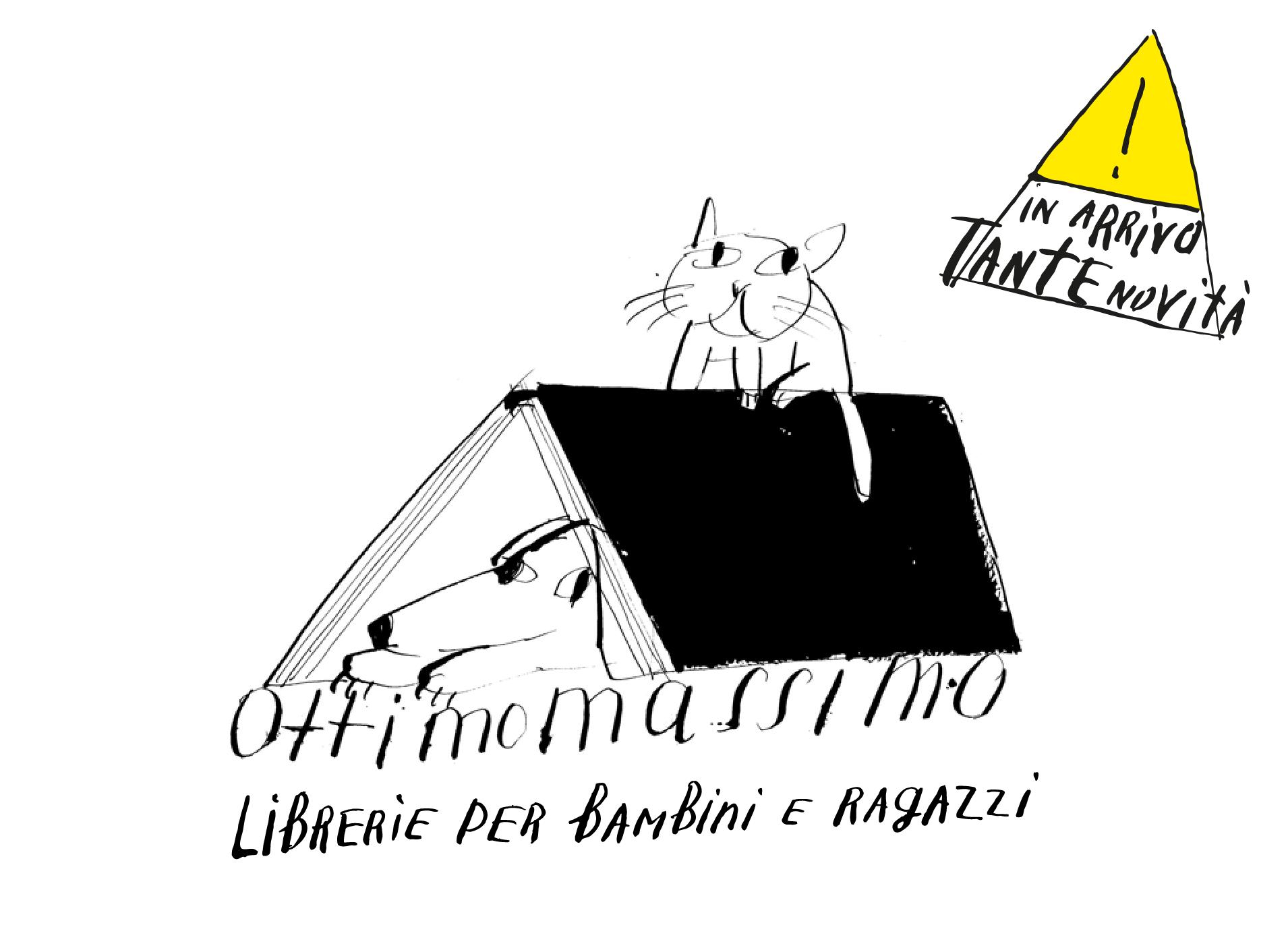Ottimomassimo – Librerie per bambini e ragazzi. In arrivo tante novità!