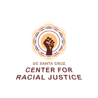 Logo on UC Santa Cruz Center for Racial Justice