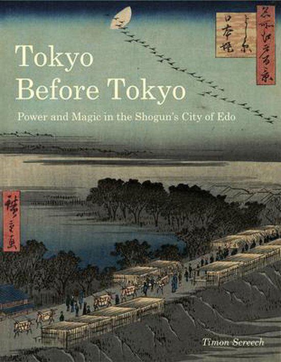 Tokyo before Tokyo