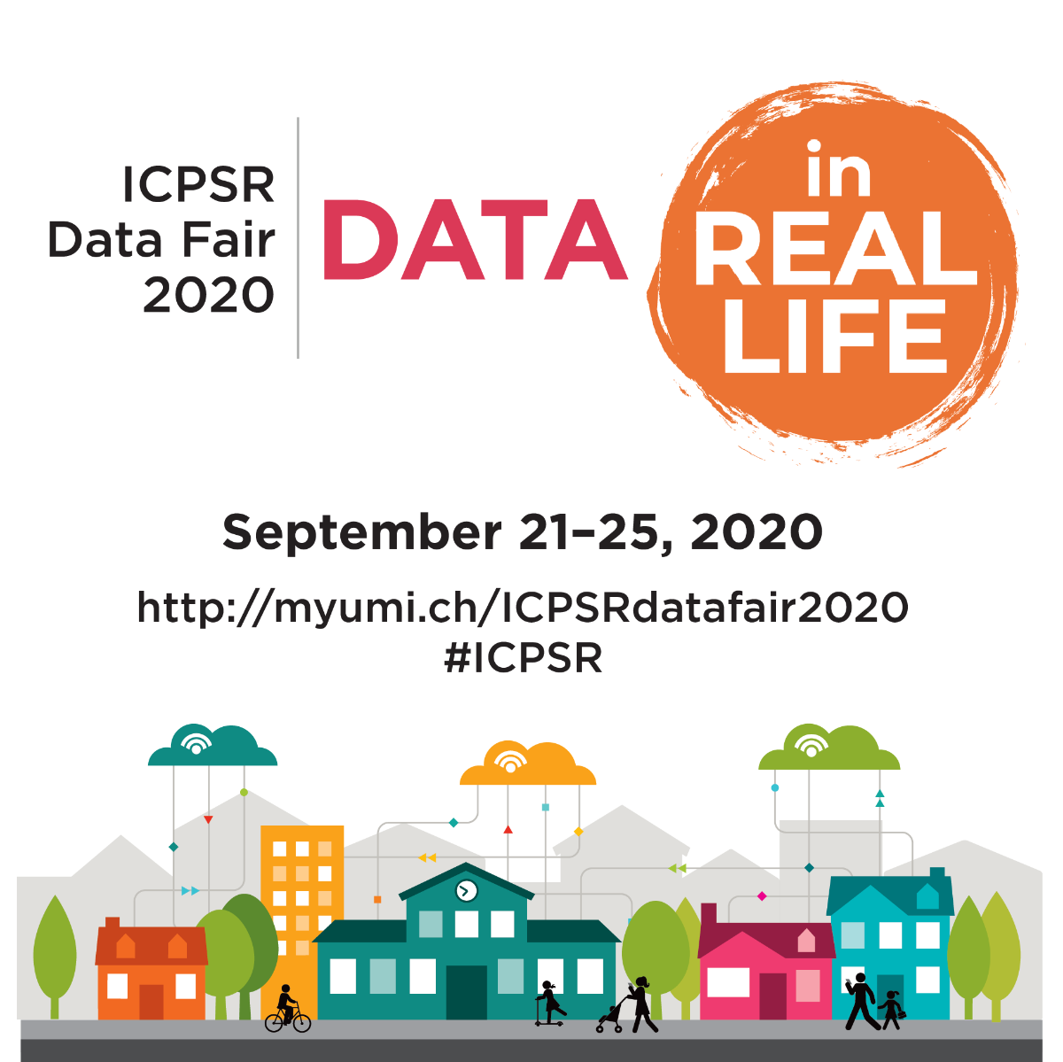 ICPSR Data Fair 2020 announcement