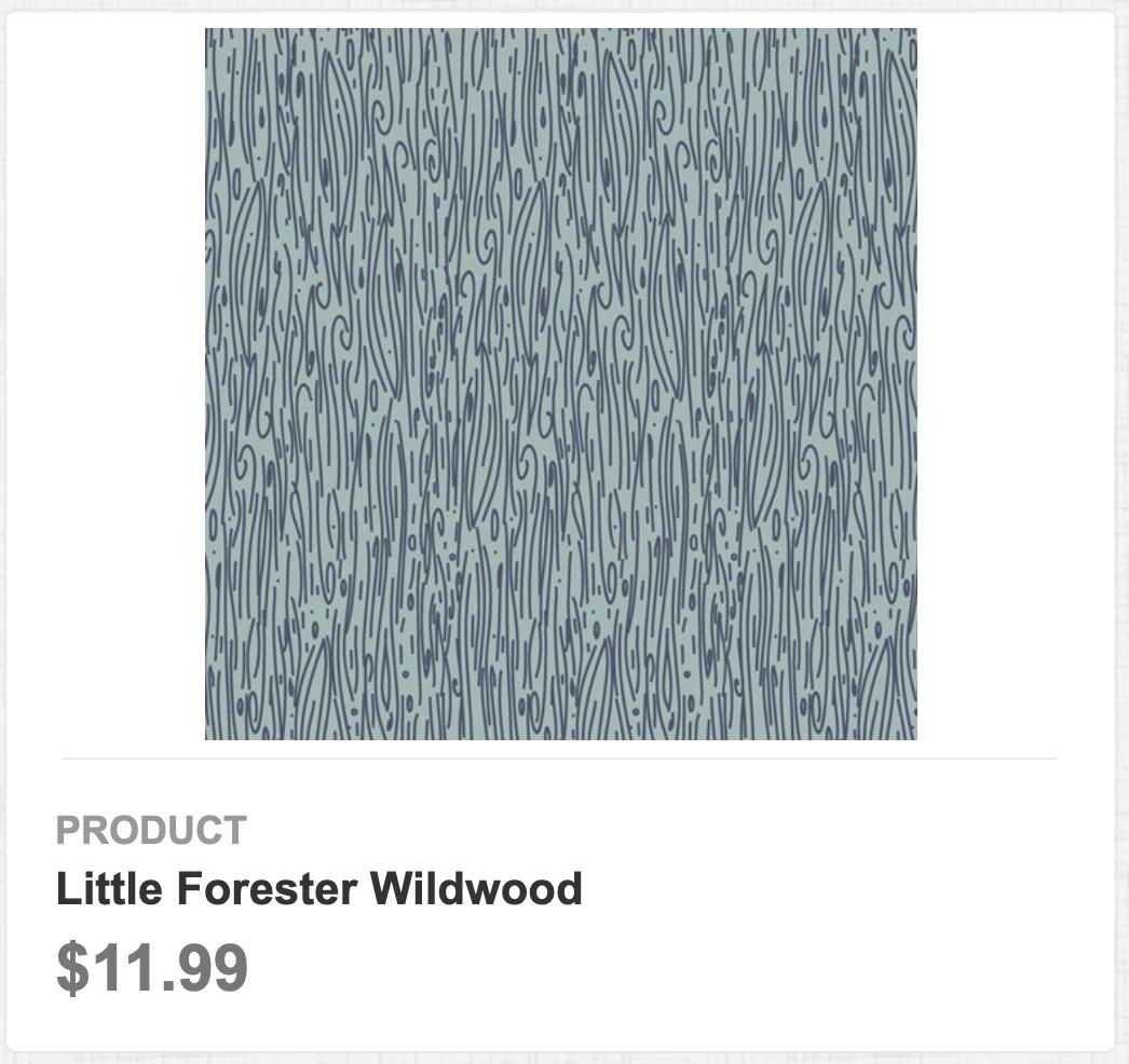 Little Forester Wildwood