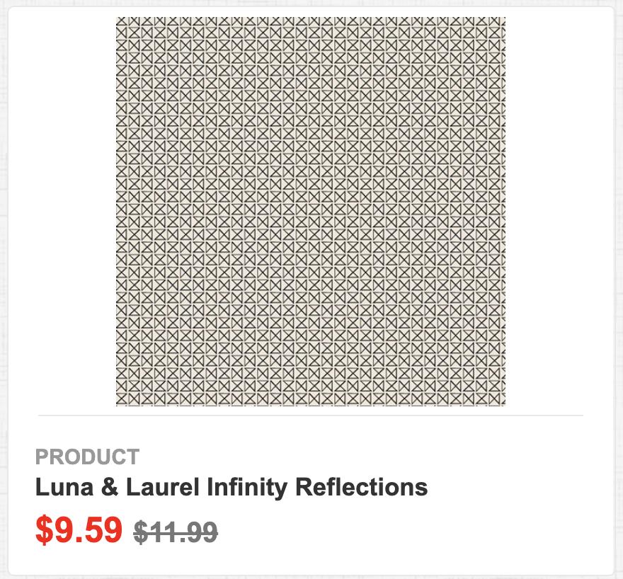 Luna & Laurel Infinity Reflections