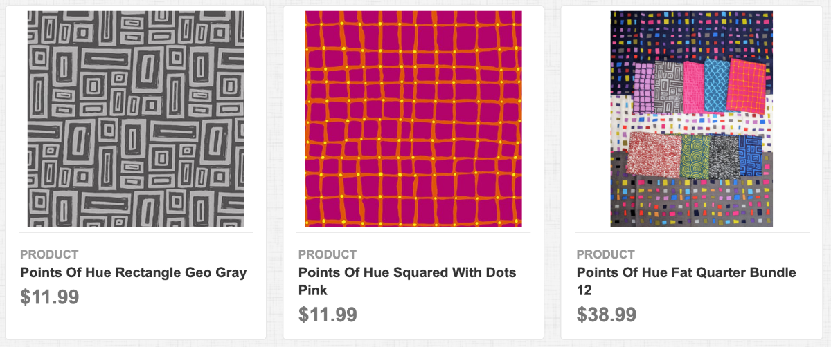 Points of Hue 4