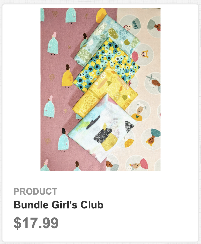 Bundle Girl's Club