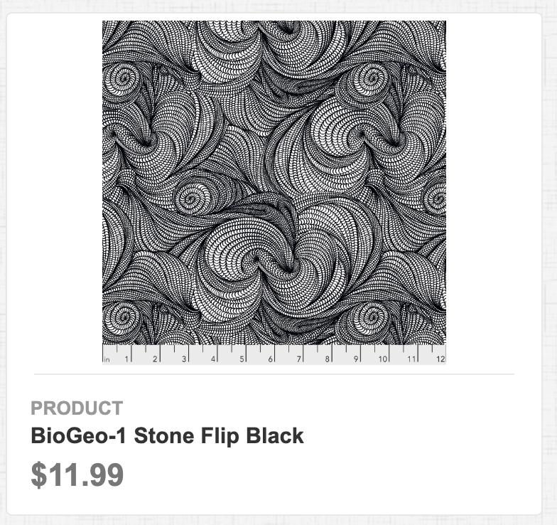 BioGeo-1 Stone Flip Black