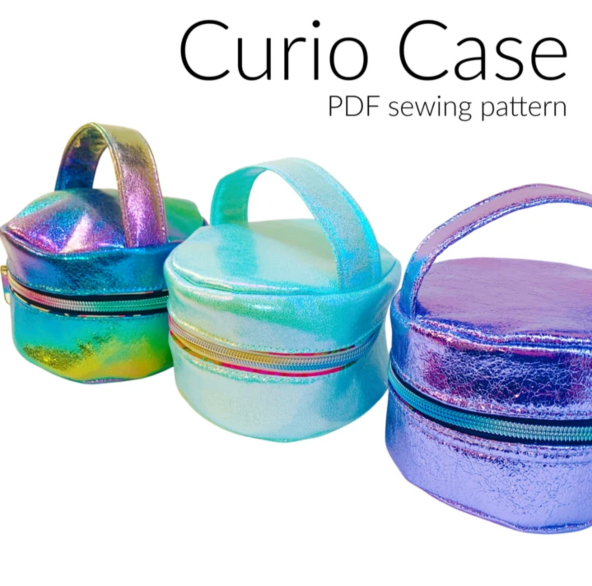 Curio Case PDF Sewing Pattern