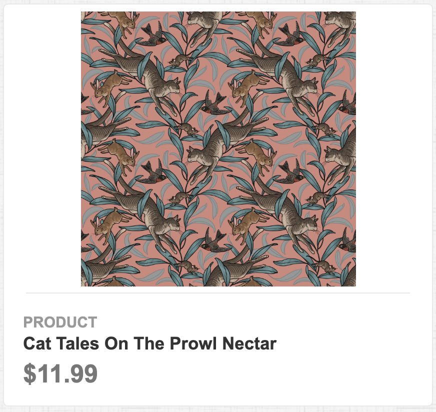 Cat Tales On The Prowl Nectar