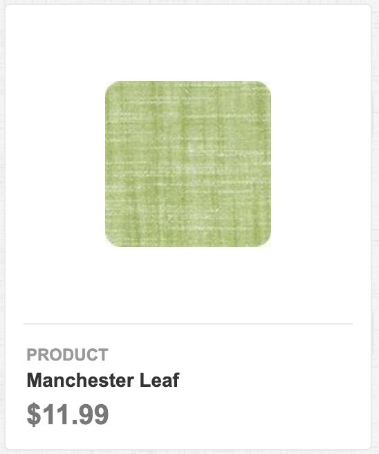 Manchester Leaf