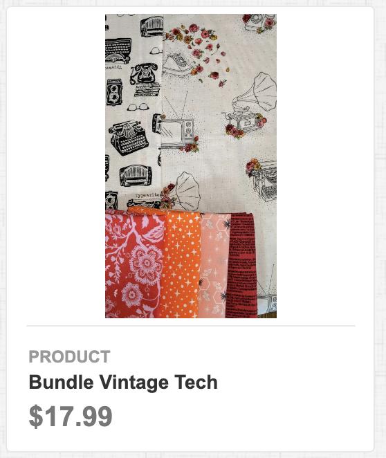 Bundle Vintage Tech