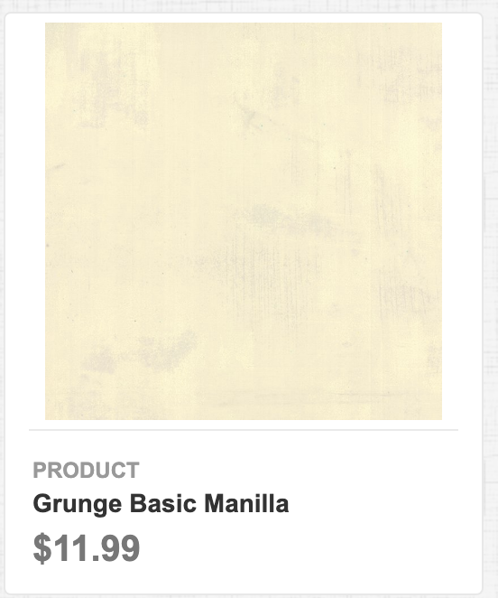 Grunge Basic Manilla