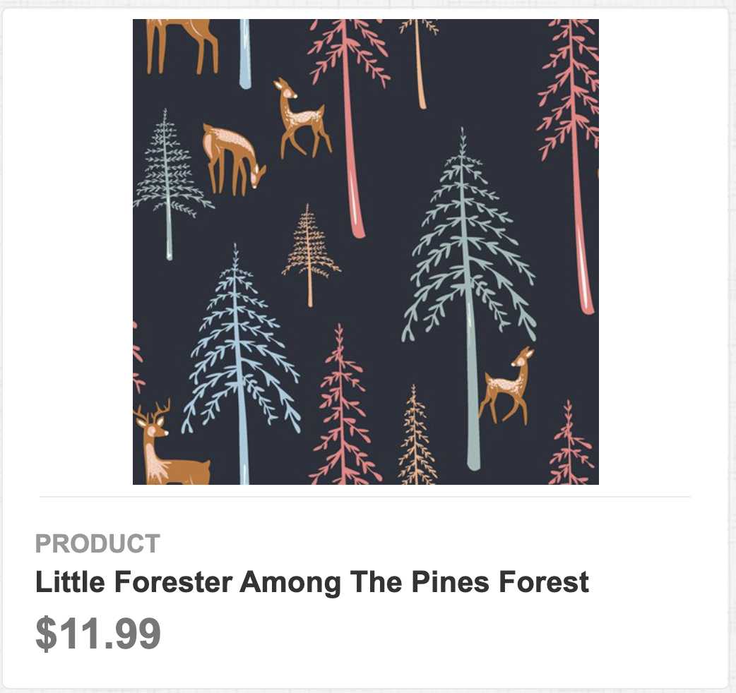 Little Forester Among The Pines Forest
