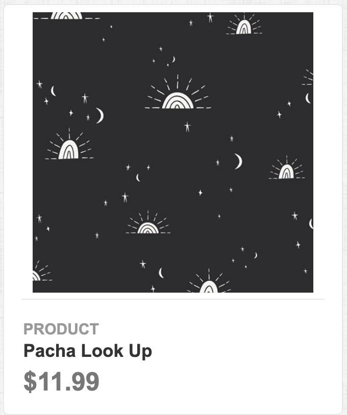Pacha Look Up