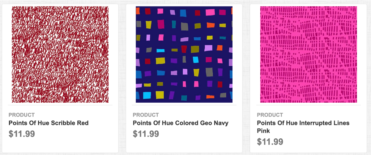 Points of Hue 3