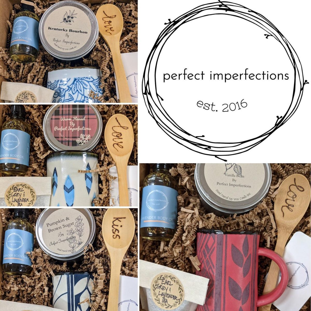 Shop Perfect Imperfections