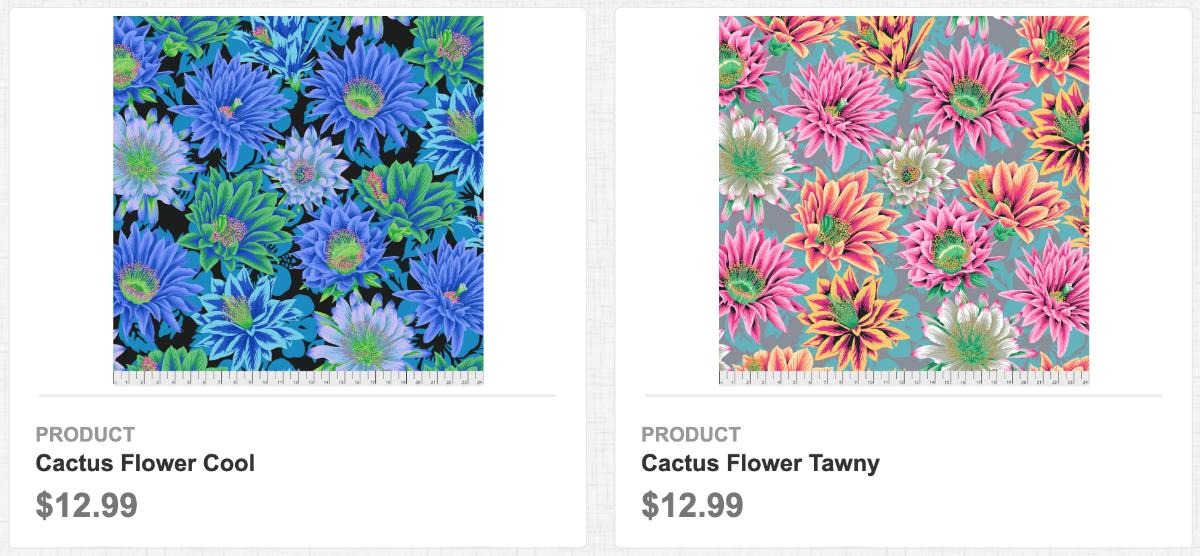 Cactus Flower Cool & Tawny