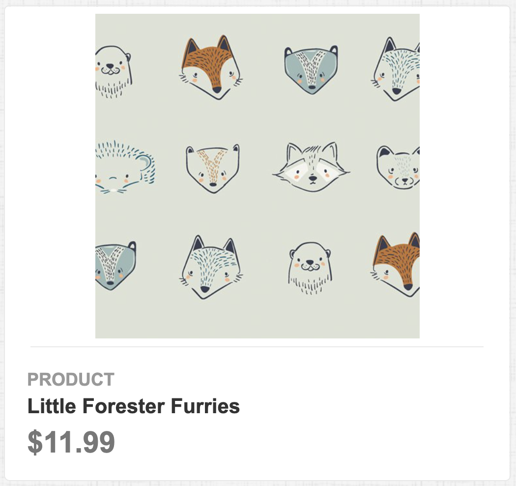Little Forester Furries