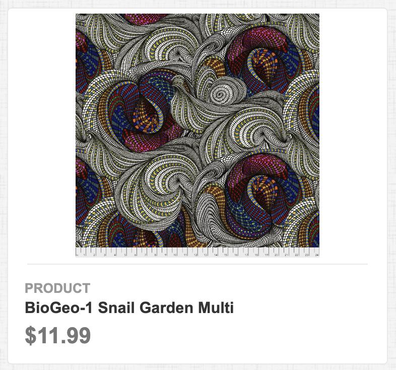 BioGeo-1 Snail Garden Multi