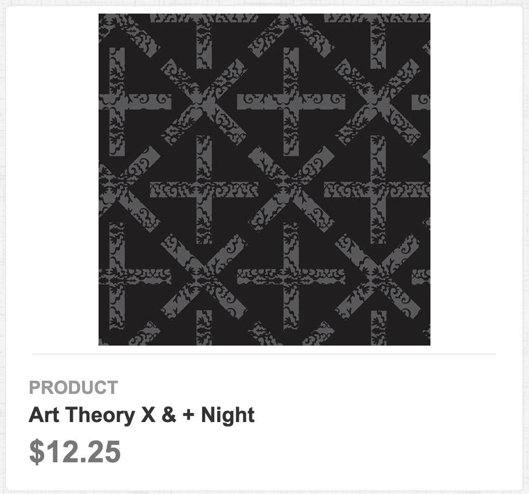 Art Theory X & + Night