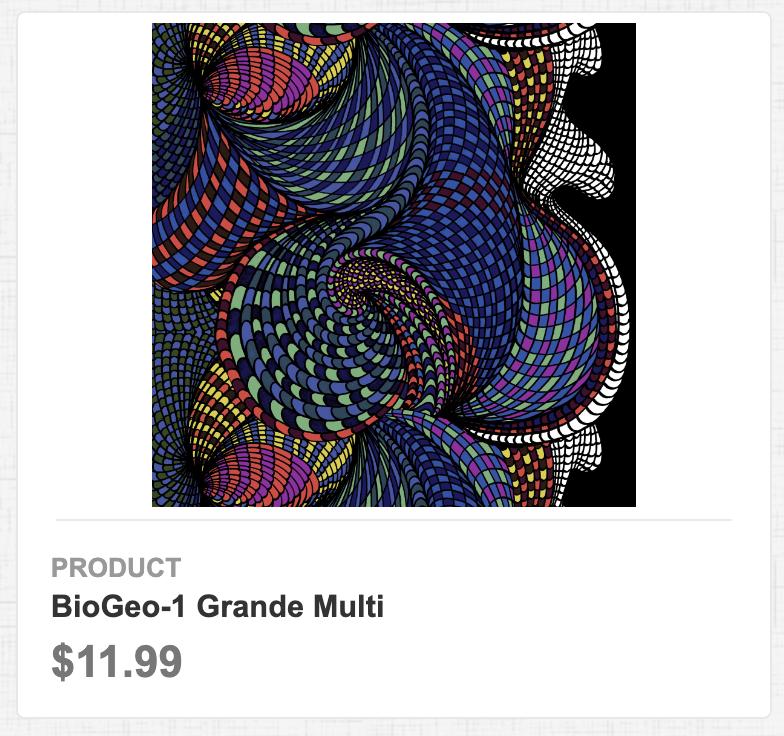 BioGeo-1 Grande Multi