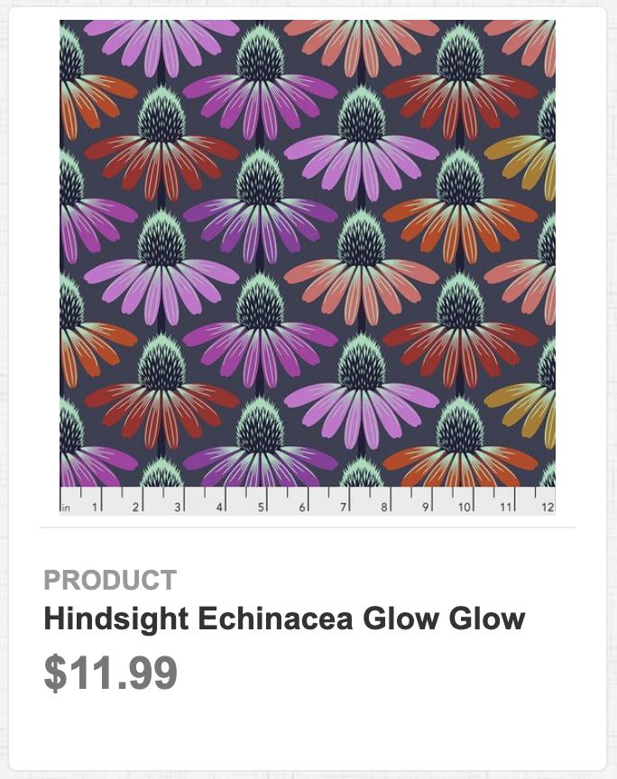 Hindsight Echinacea Glow Glow
