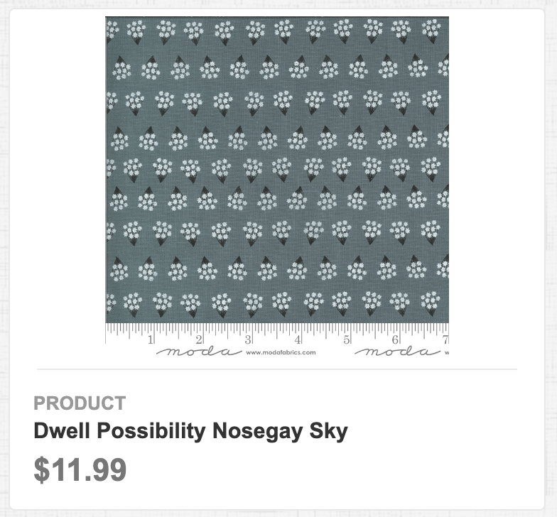 Dwell Possibility Nosegay Sky