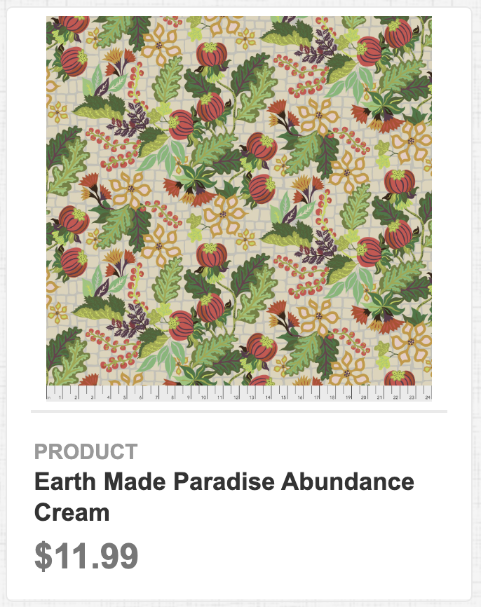 Earth Made Paradise Abundance Cream
