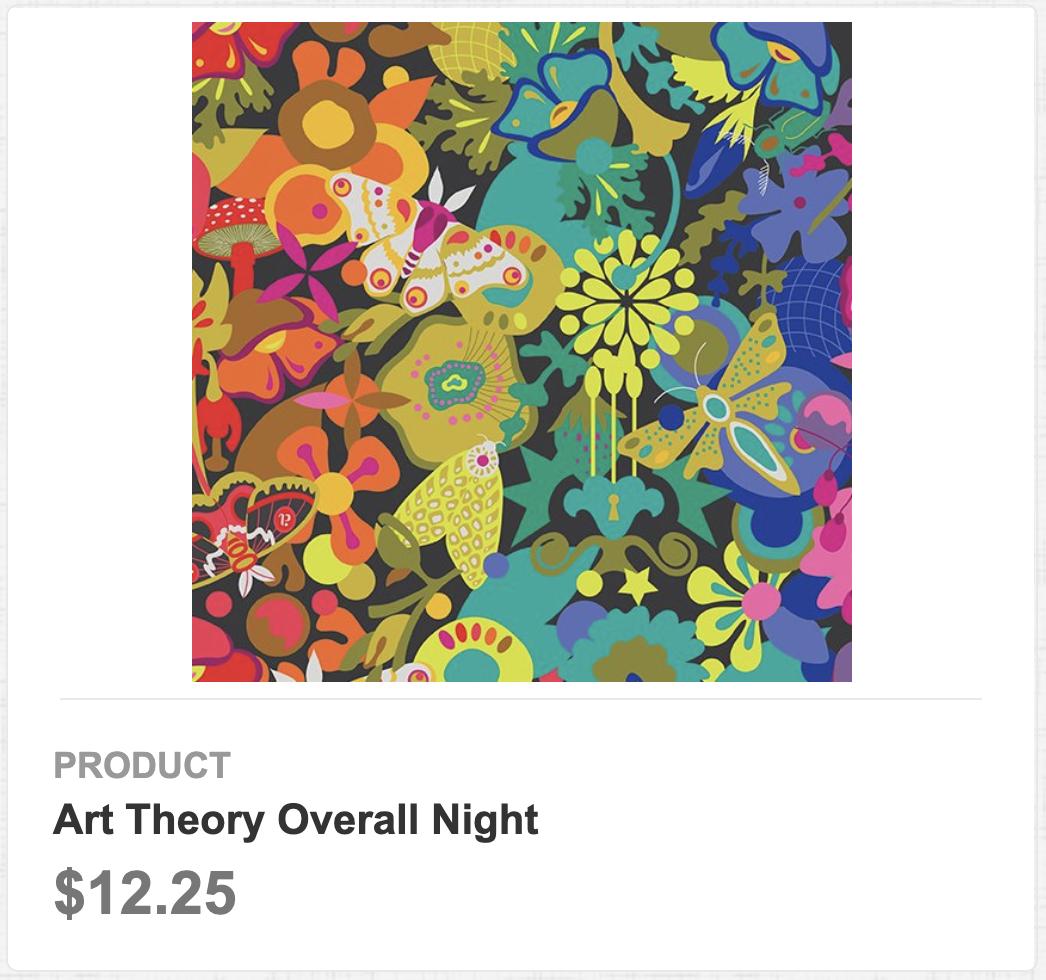 Art Theory Overall Night