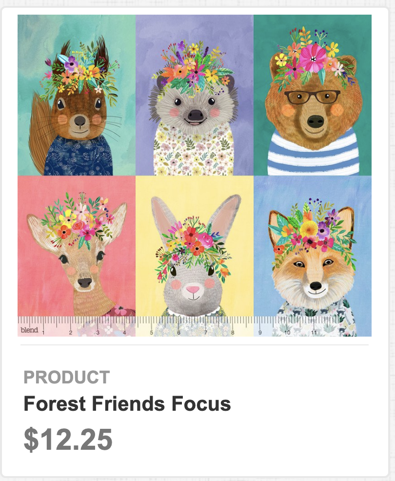 Forest Friends Focus