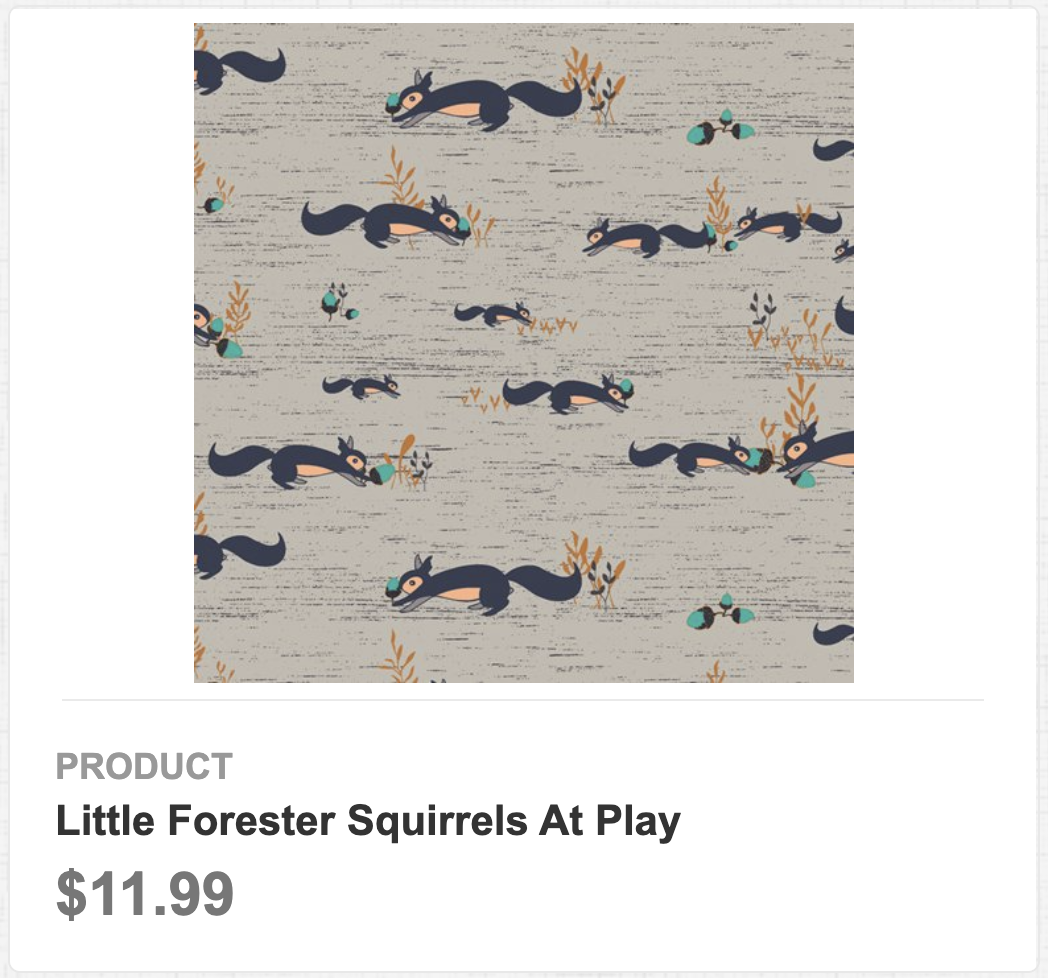 Little Forester Squirrels At Play