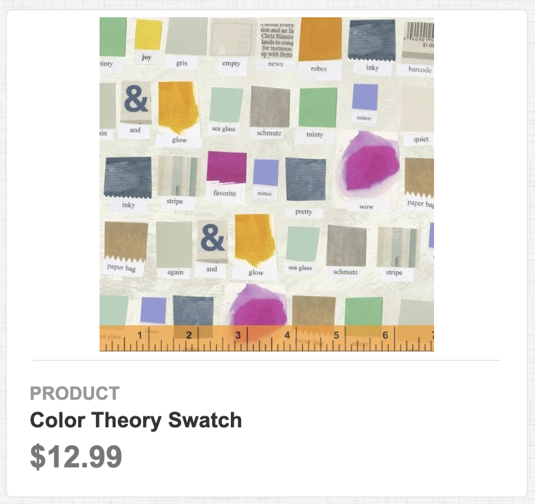 Color Theory Swatch