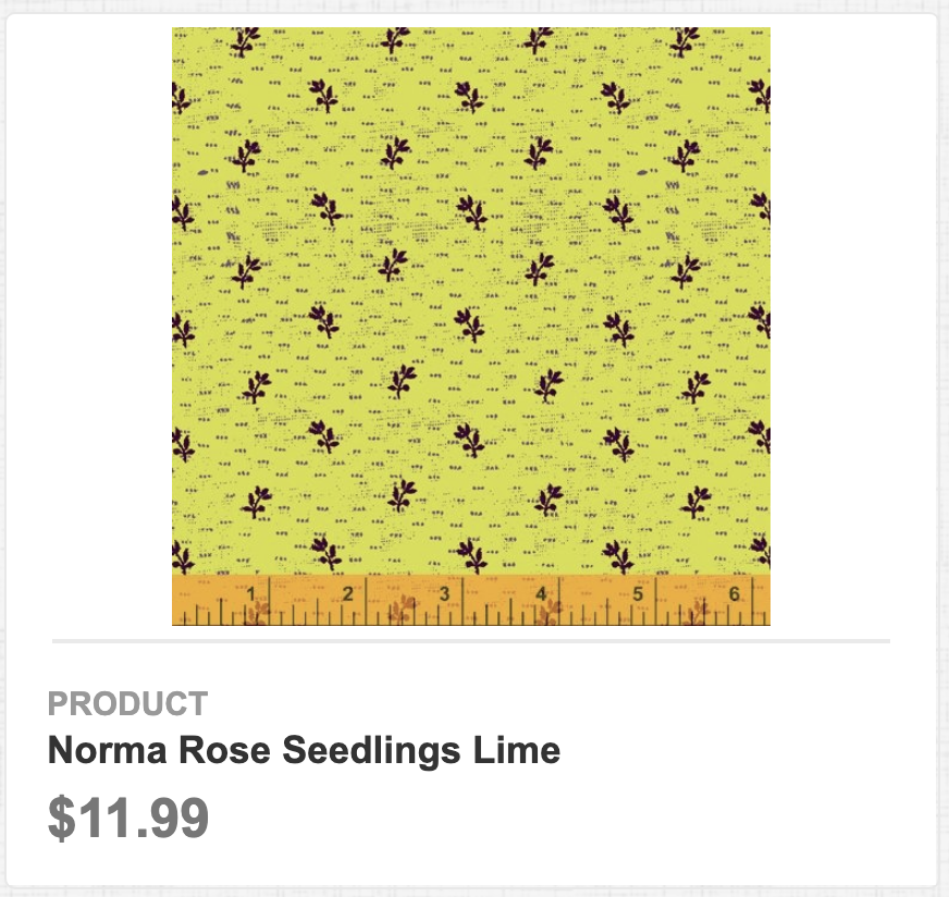 Norma Rose Seedlings Lime