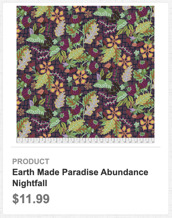 Earth Made Paradise Abundance Nightfall