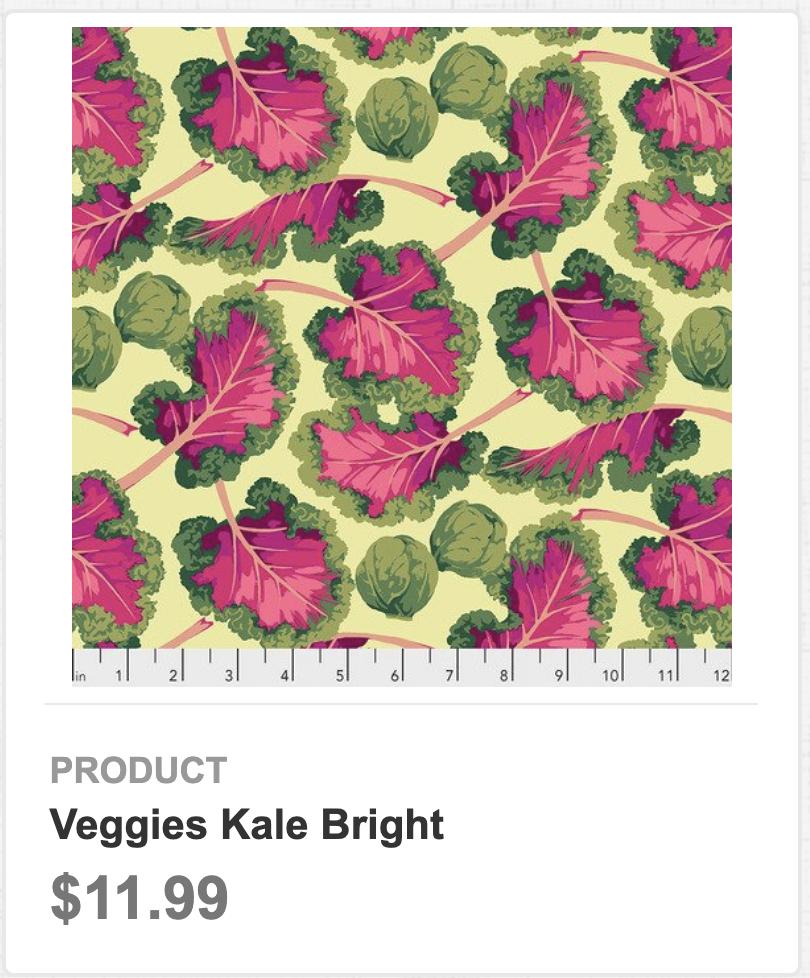 Veggies Kale Bright