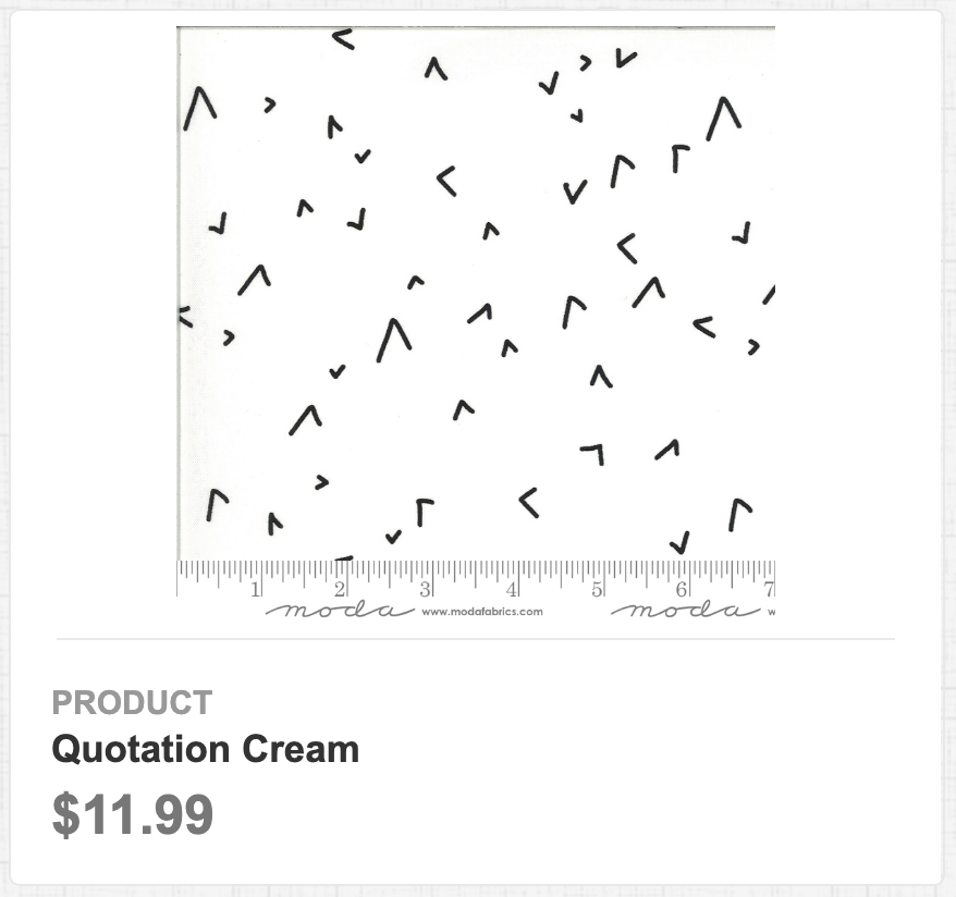 Quotation Cream 3