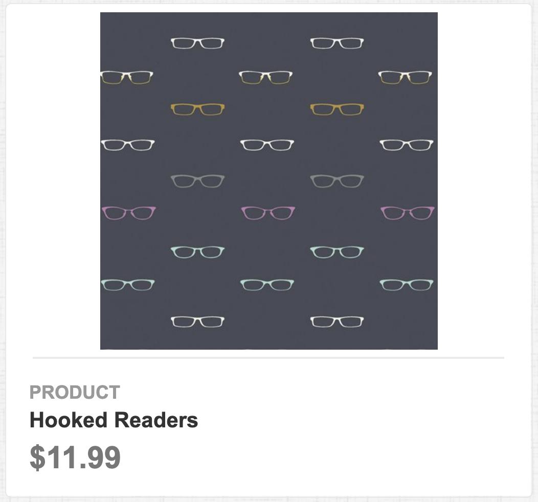 Hooked Readers