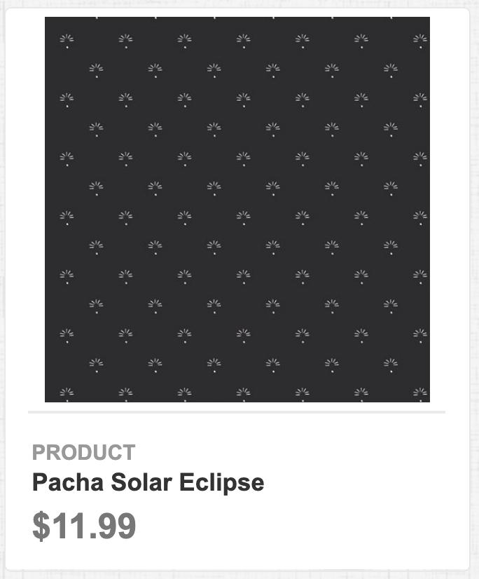 Pacha Solar Eclipse