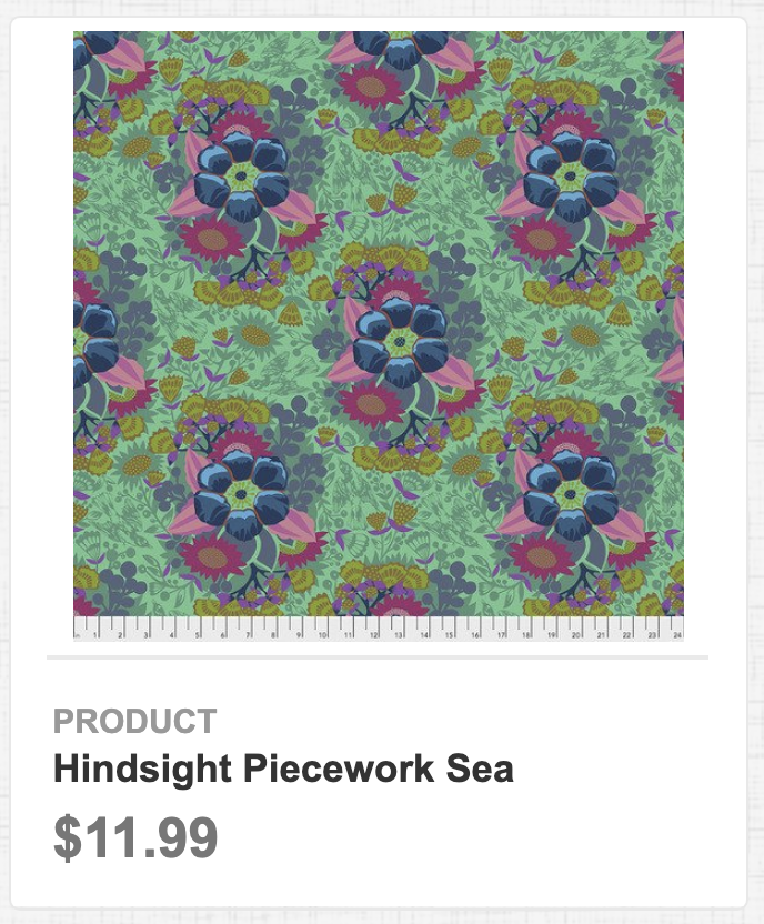 Hindsight Piecework Sea