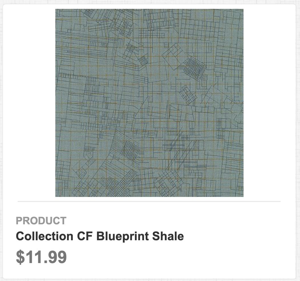 Collection CF Blueprint Shale