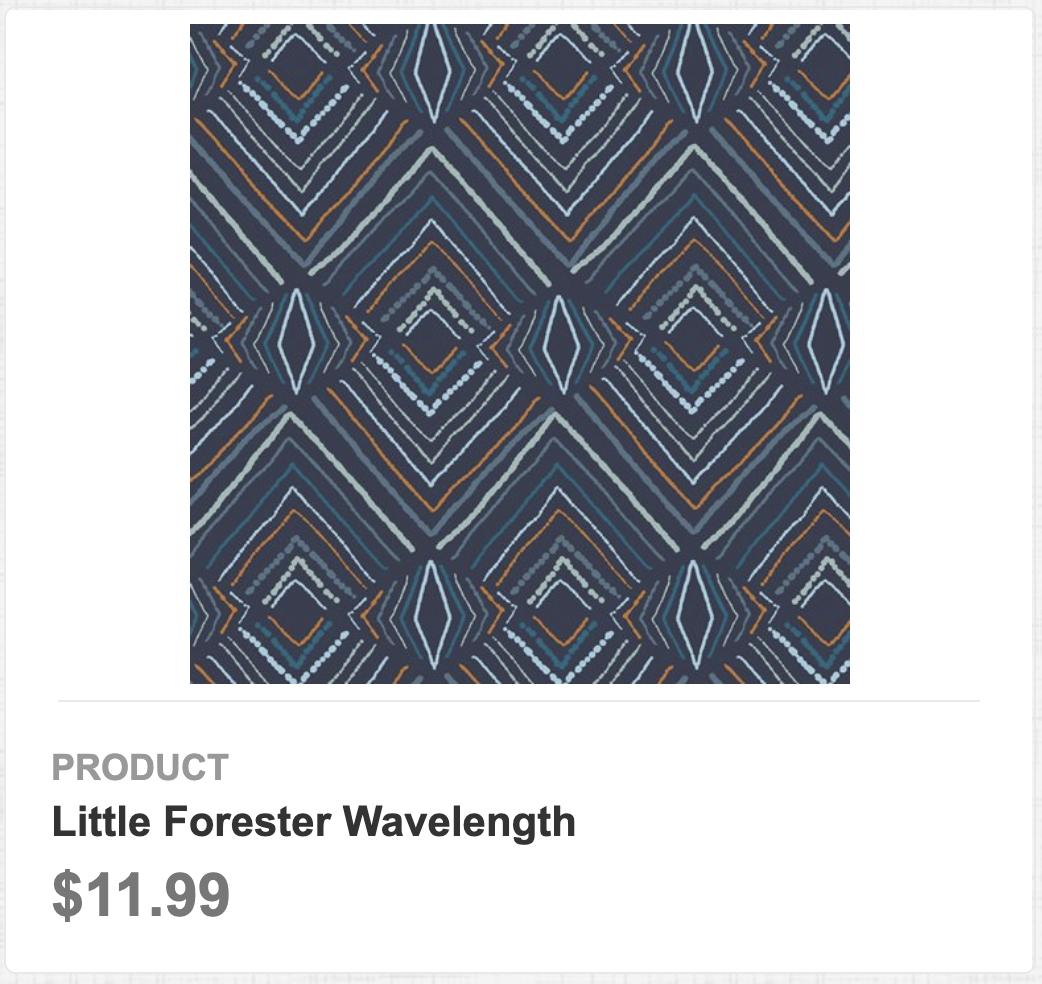 Little Forester Wavelength