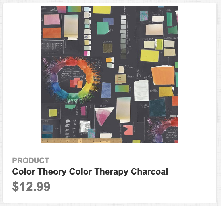 Color Theory Color Therapy Charcoal