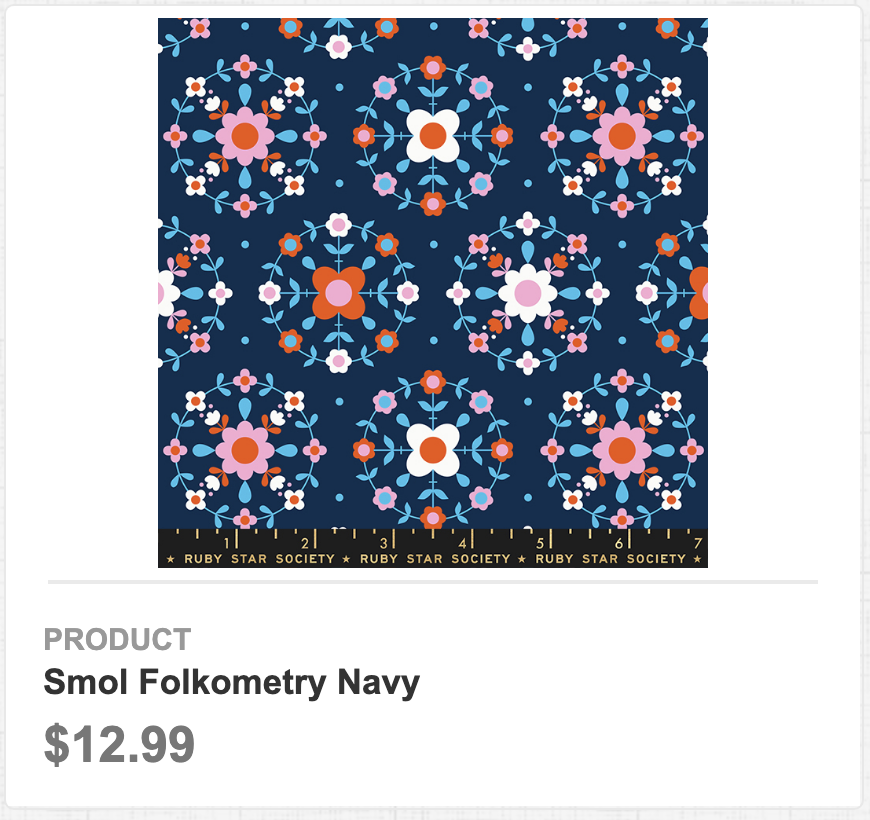 Smol Folkometry Navy
