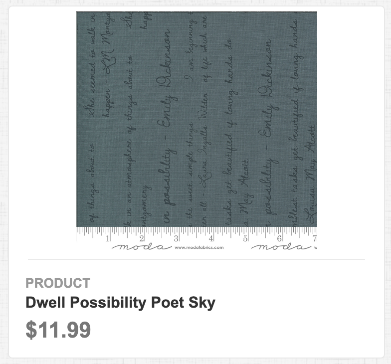 Dwell Possibility Poet Sky