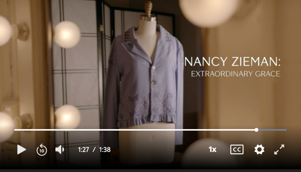 Nancy Zieman: Extraordinary Grace trailer
