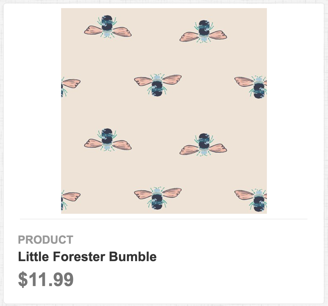 Little Forester Bumble