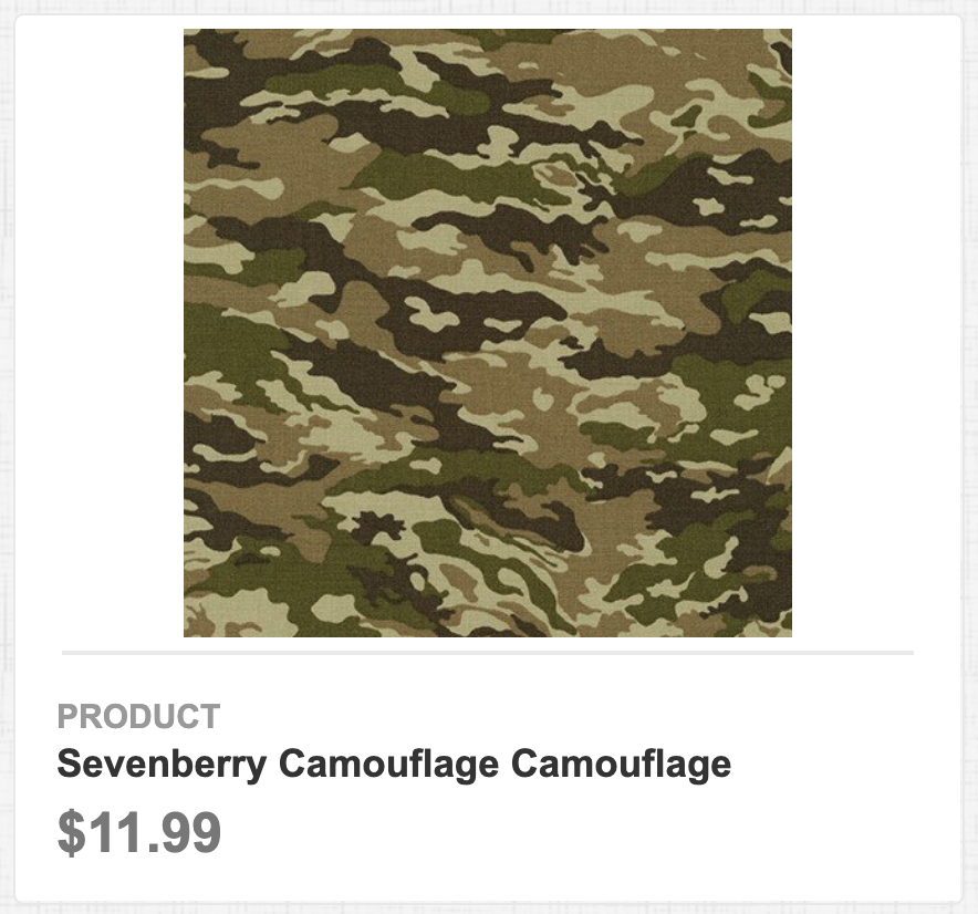 Sevenberry Camouflage Camouflage