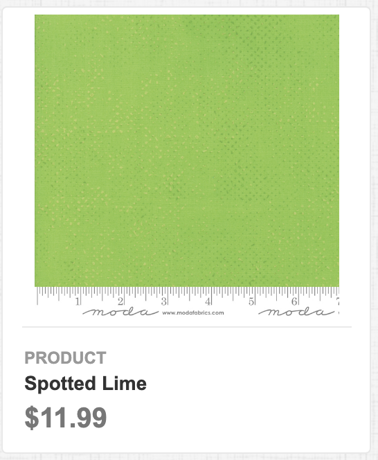 Spotted Lime