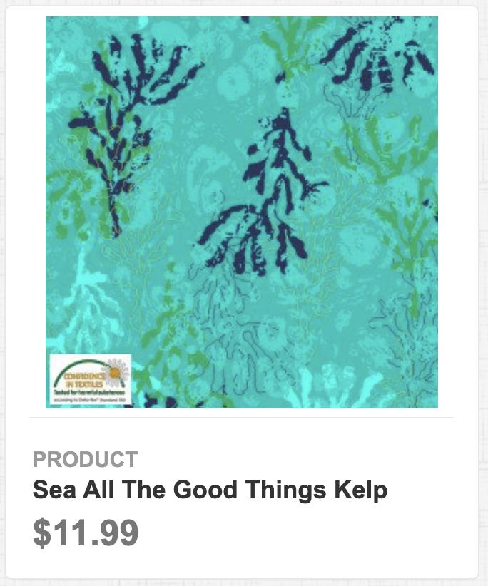 Sea All The Good Things Kelp
