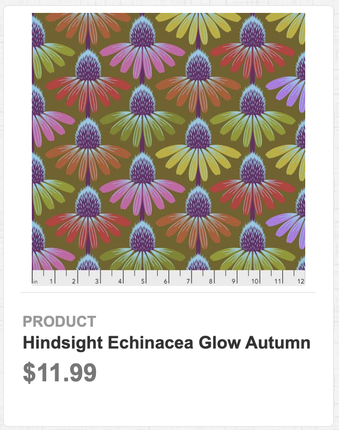 Hindsight Echinacea Glow Autumn