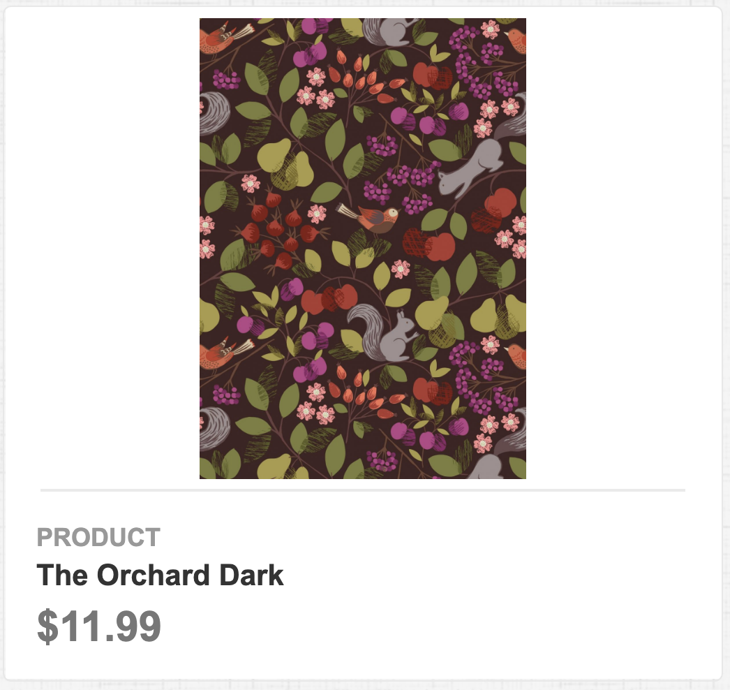 The Orchard Dark