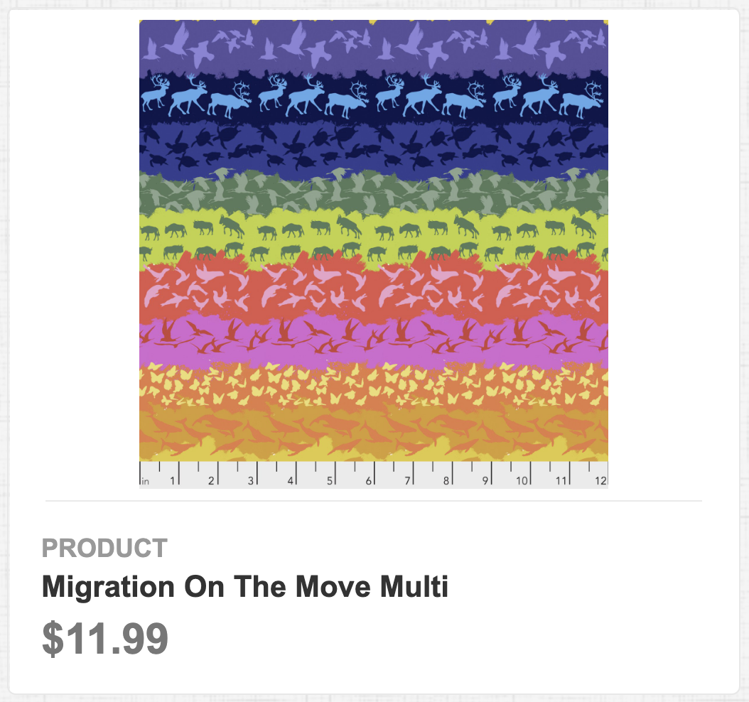 Migration On the Move Multi